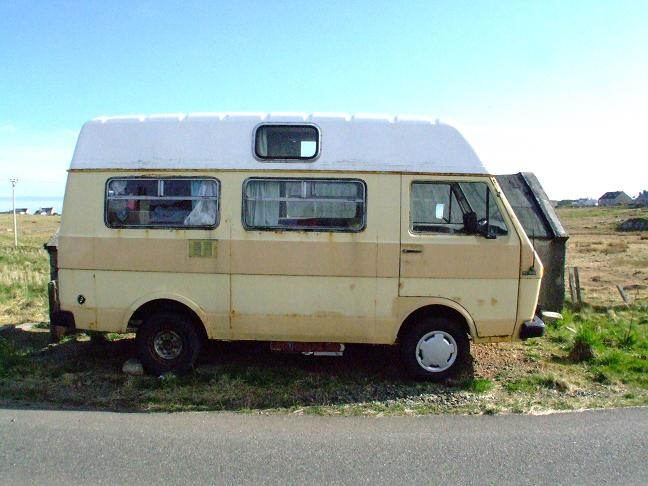 VW LT 28 CAMPER VAN SOLD! Reg. No. VWE 716Y 1983 Factory Conversion.