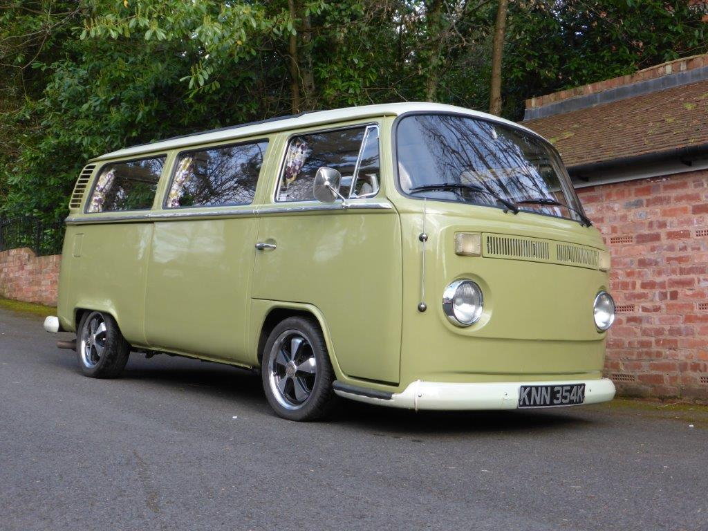 Vw Transit Commer Bedford Campers For Sale