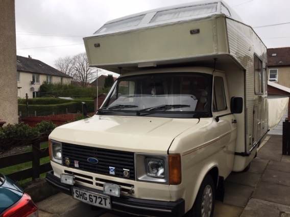 Campers for Sale, Classic Motorhomes