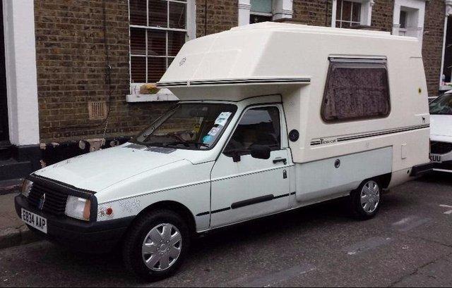 Vw Transit Commer Bedford Campers For Sale