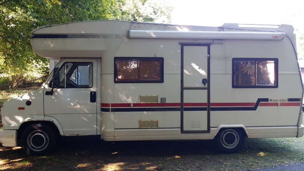 vw, transit, commer, bedford campers for sale